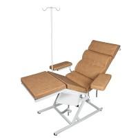 КДн-«Диакомс» Кресло донорское с управляемым наклоном и штативом