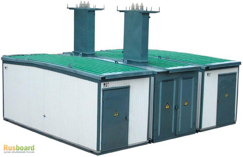 Трансформаторные подстанции 2500 квт