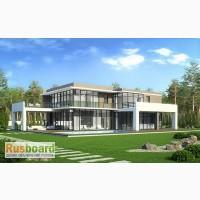 Готовые проекты домов в Крыму, проектирование домов и коттеджей