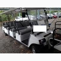 Гольфкар club CAR villager 8 (8 штук в наличии)