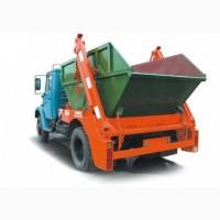 Вывоз строительного мусора контейнерами 8м3, 20м3, 27м3