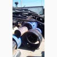 Отходы трубы ПНД, электропайп, прагма, стрейч пленки., канистры, биг-бэги, пластик