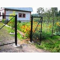 Калитки и ворота металлические