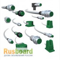 Индуктивные бесконтактные выключатели (датчики) ВБИ