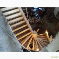 Строительство монолитных бетонных лестниц в Москве и Московской области