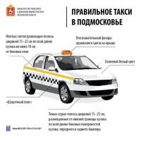 Оклейка такси ГОСТ авто обклейка + лицензия