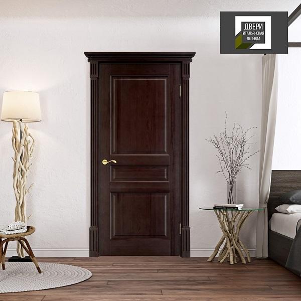 Элитные межкомнатные двери из массива сосны, ольхи, дуба