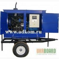 Дизельные генераторы для резервного электроснабжения, запчасти.