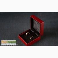 Футляр для свадебного кольца