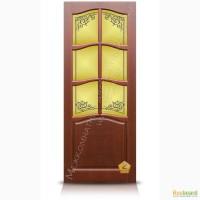 Продаются Двери модели Ампир ( Белый цвет )