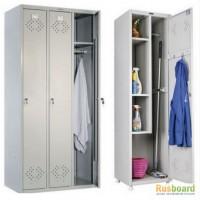 Шкаф для одежды металлический Практик