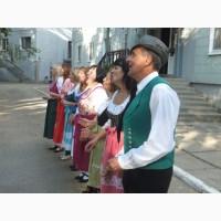 Песни поволжских немцев