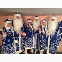 Дед Мороз и Снегурочка на праздник в Костроме
