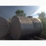 Емкости ГСМ, бочки под канализацию