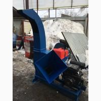 Рубительная машина рм-520 с бенз. двиг. 24 л/с