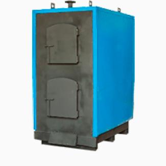 Промышленные пиролизные котлы на твердом топливе Гейзер 75-1000кВт