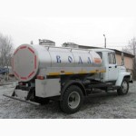 Доставка водопроводной воды