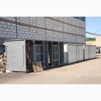 Блочно-модульные трансформаторные подстанции 2КТПНУ, мощностью 100…2500 кВА