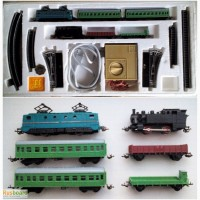Железная дорога ГДР 12 мм (конец 60-х-начало 70-х)