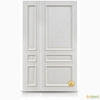 Двери модели Славянка с обкладом