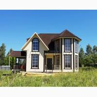 Новый теплый дом с верандой, рядом с озером Плещеево, с возможностью подключения газа
