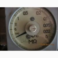 Мегаомметр М1603