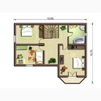 Закажите проект перепланировки квартиры в АСД-Проект. Будет согласовано