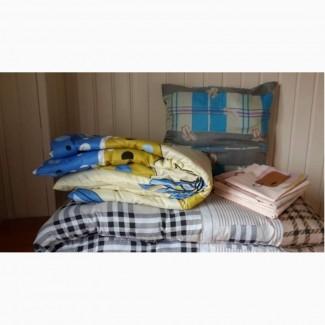 Матрац, одеяло и подушка эконом