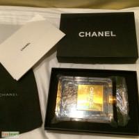 Chanel bottle клатч прозрачный rihanna edition