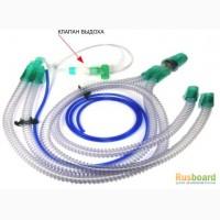 Дыхательные контуры для ивл и увлажнителей Dar Covidien Medtronic США