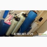 Монтаж системы водоочистки. Водоснабжение под ключ