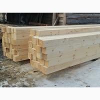 Пиломатериалы, брус сосновый ГОСТ 8486-86 от производителя