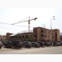 Строительство и реконструкция промышленных зданий и сооружений