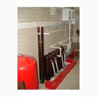 Котел электрический индукционный для отопления ВИН-7
