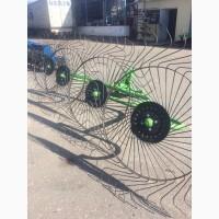 Грабли-ворошилки колесно-пальцевые Agrolead