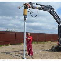 Буровое оборудование Drd-6 (Англия) на экскаваторы-погрузчики 5-9 тонн