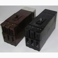 Автоматический выключатель А3144, 3716, 3726