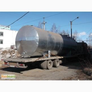 Резервуары стальные для ГСМ, 25 м3