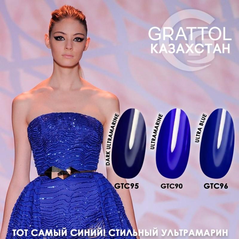 Фото 6. Гель лак Grattol оптом и в розницу в Казахстане
