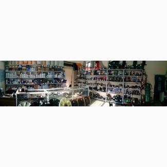 Продажа запасных частей для спецтехники
