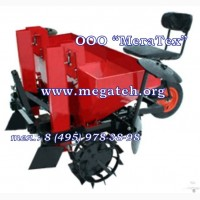 Картофелесажалка КС-2МТ для минитрактора двухрядная