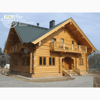 Cтроительство срубов домов под ключ