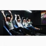 Аттракцион «5D Кино»