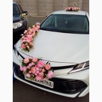Полное украшение машин на свадьбу в подарок молодоженам