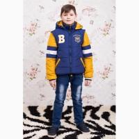 Магазин ТМ «Barbarris» предлагает верхнюю одежду для детей