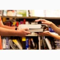 Приму книги в дар или куплю