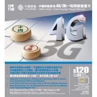 Предoплaченнaя SIM-кaртa Китaя China Mobile