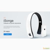 Обзор и распаковка беспроводных Apple наушников iSonge