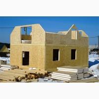 Строительство домов из СИП панелей в Крыму под ключ