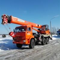 Аренда Автокранов от 16 до 50 тонн г. Яхрома